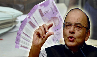Finance Ministry has not held any discussion with the government to phase out the Rs 2000 notes