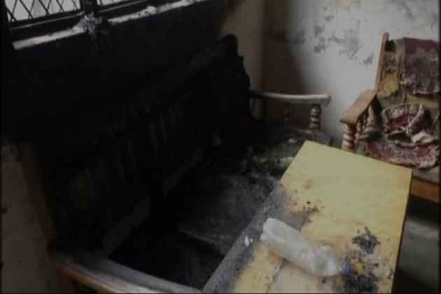Hapur: Muslim Woman's House Set on fire For Supporting Ram Temple