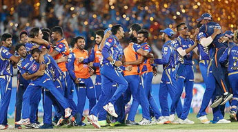 IPL 10: Mumbai Indians emphatic win,here what Ex-Cricketers Tweeted