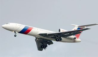 Russian Defence Ministry plane crashes into Black Sea, 92 on board