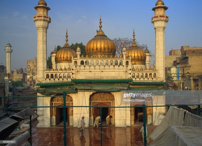SPECIAL REPORT : GOLDEN HISTORY OF SUNEHRI MOSQUE